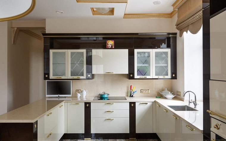 Фото № 54651 кухня  Квартира
