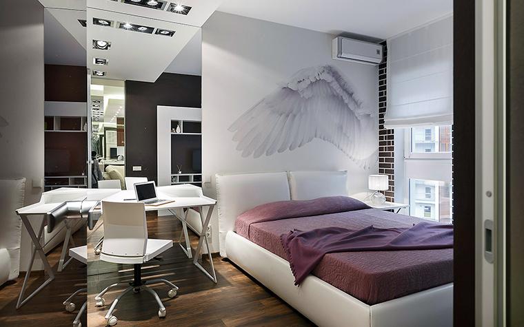 Фото № 54775 спальня  Квартира