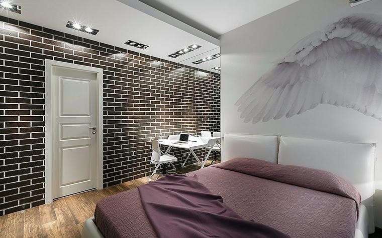Фото № 54776 спальня  Квартира