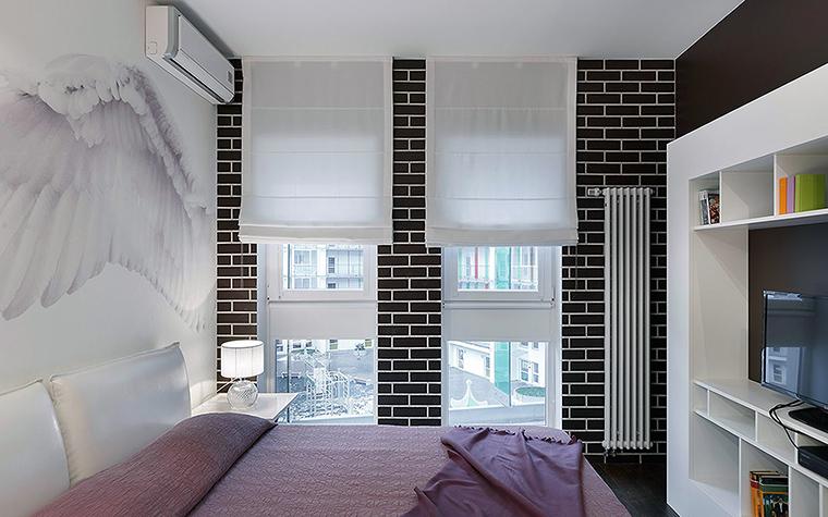 Фото № 54777 спальня  Квартира