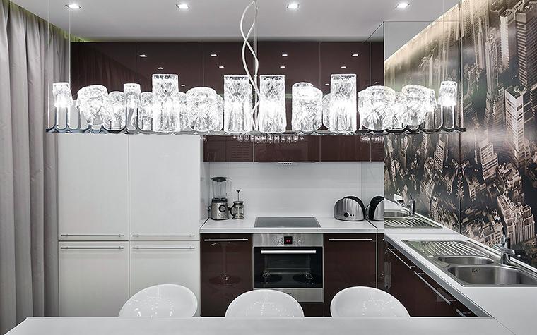 Фото № 54779 кухня  Квартира