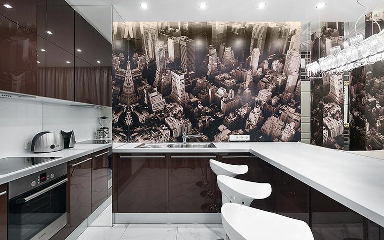 Фото № 54778 кухня  Квартира