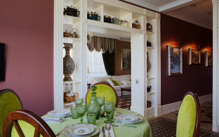 Фото № 54831 кухня  Квартира