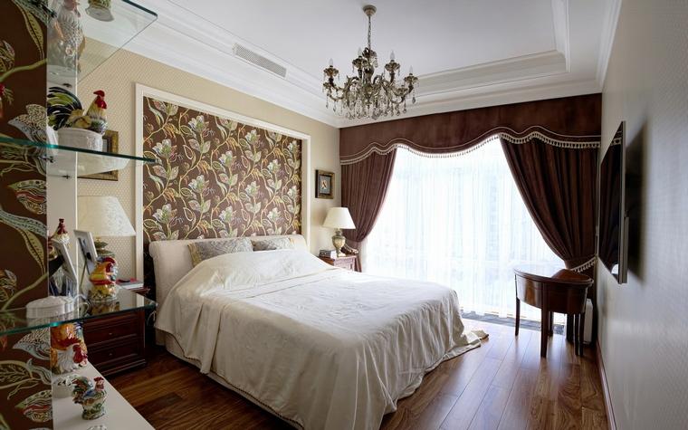 Фото № 54824 спальня  Квартира