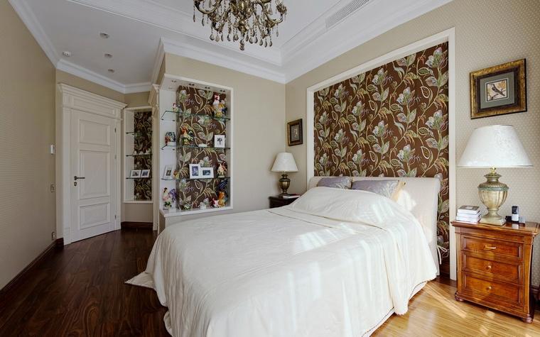 Фото № 54822 спальня  Квартира