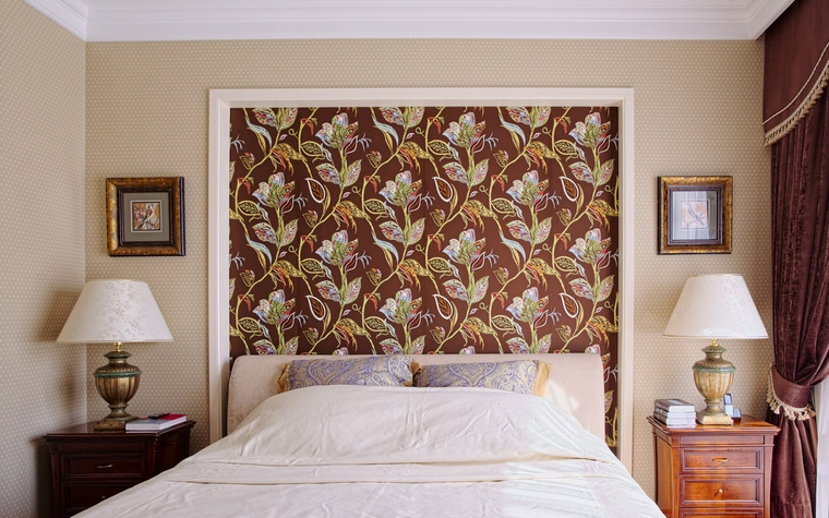 Фото № 54823 спальня  Квартира