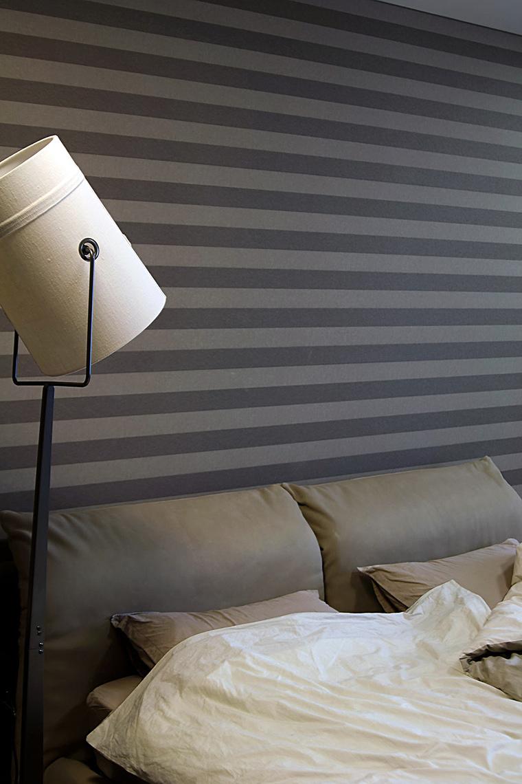 интерьер спальни - фото № 54820