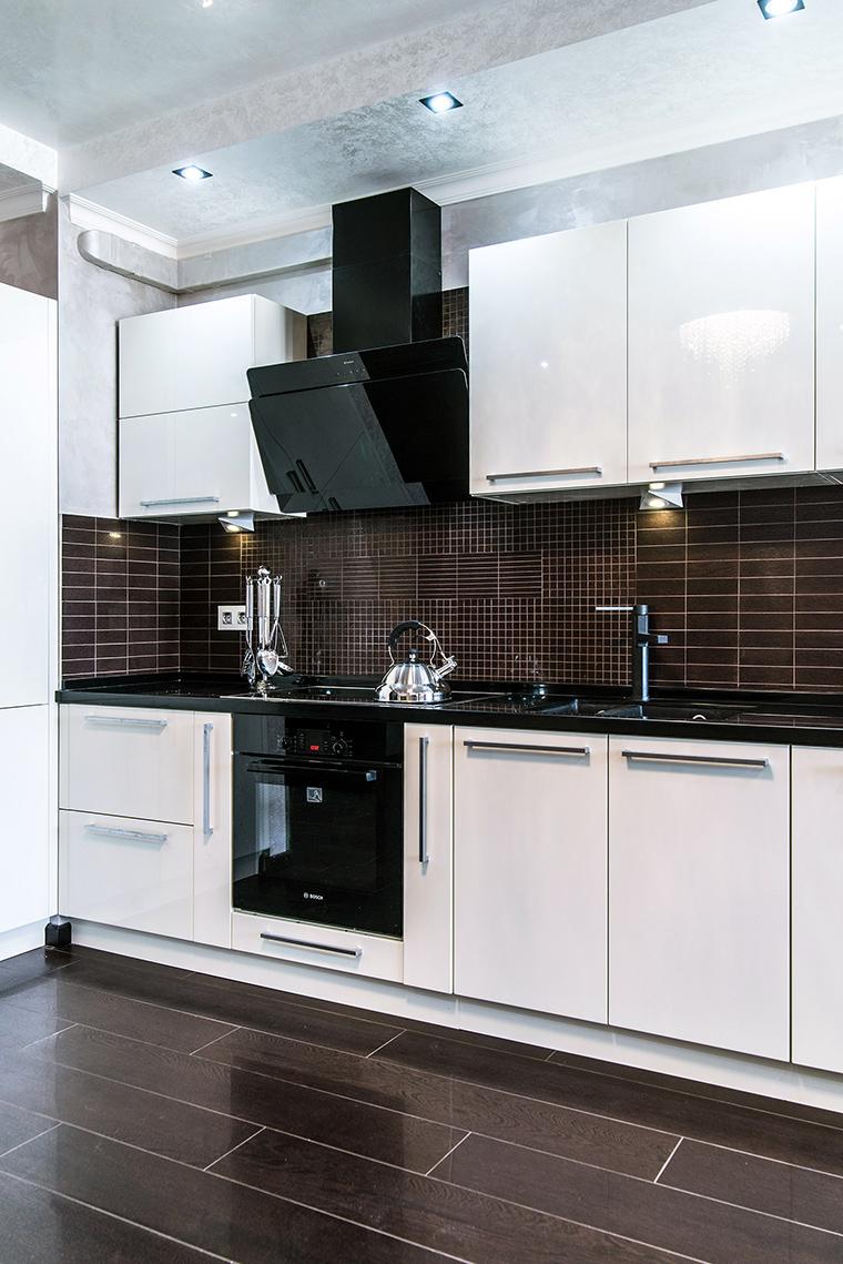 Фото № 54835 кухня  Квартира