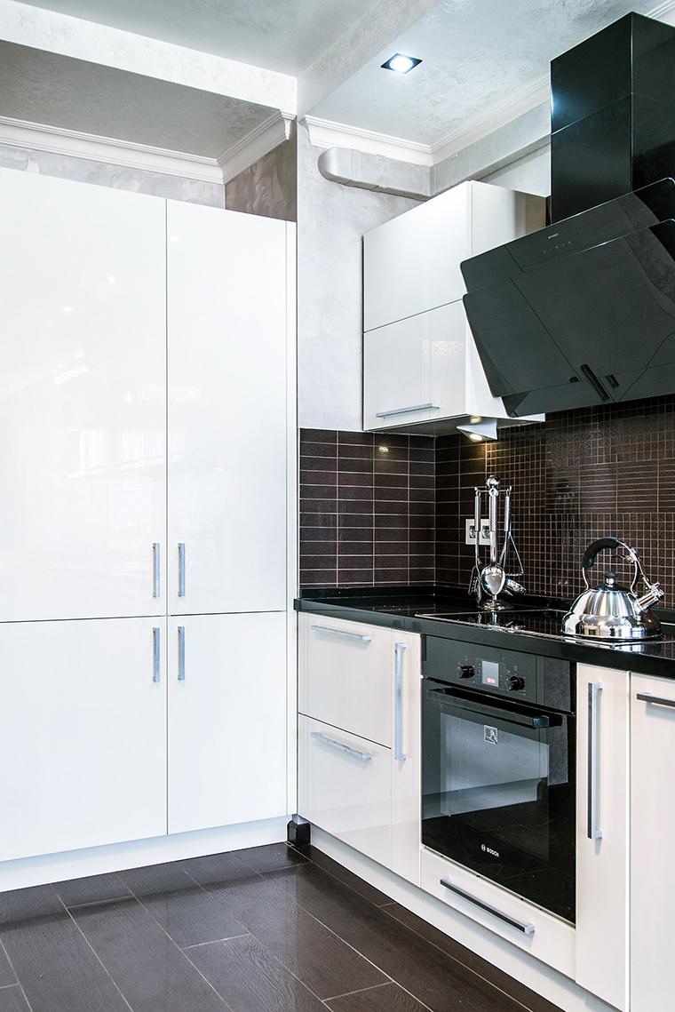 Фото № 54836 кухня  Квартира