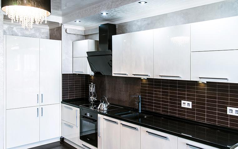 Фото № 54840 кухня  Квартира