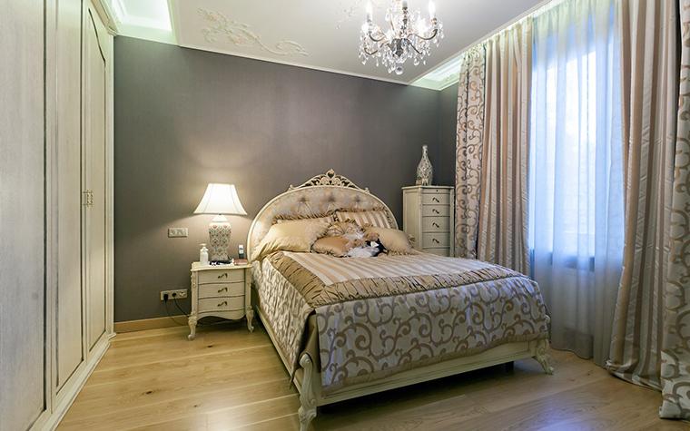 интерьер спальни - фото № 54901