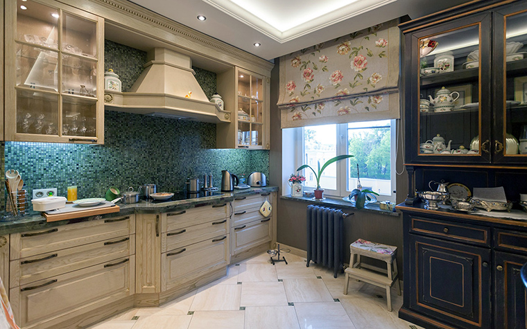 интерьер кухни - фото № 54913