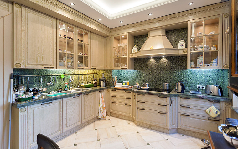 интерьер кухни - фото № 54914