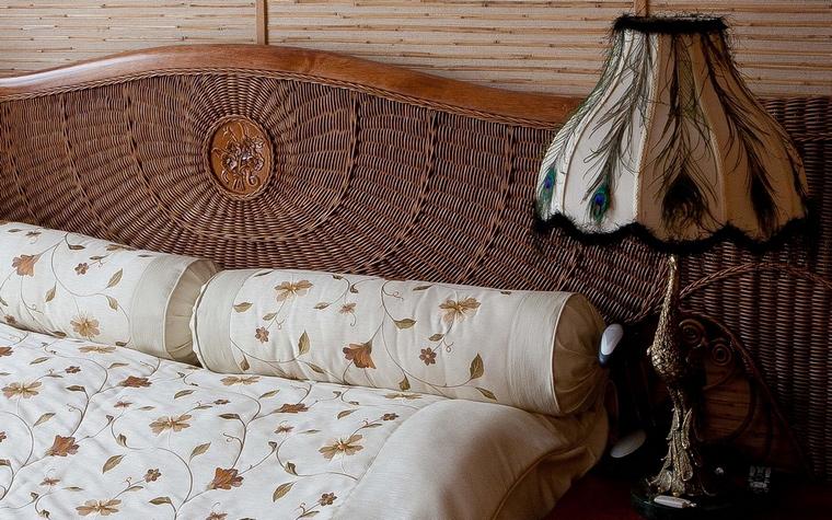 интерьер спальни - фото № 54919
