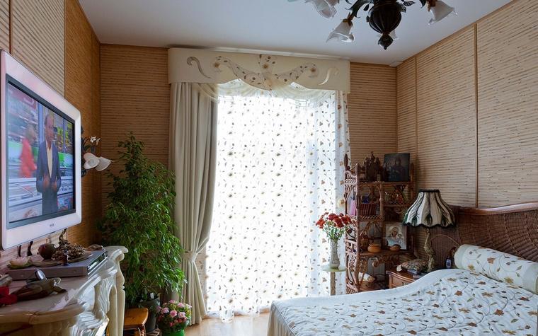 интерьер спальни - фото № 54917