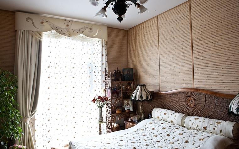 интерьер спальни - фото № 54918