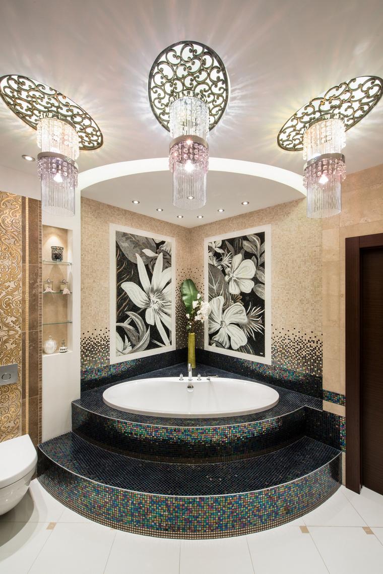 интерьер ванной - фото № 54931