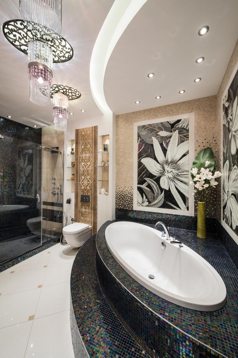 Квартира. ванная из проекта , фото №54932