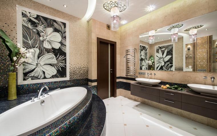 интерьер ванной - фото № 54933