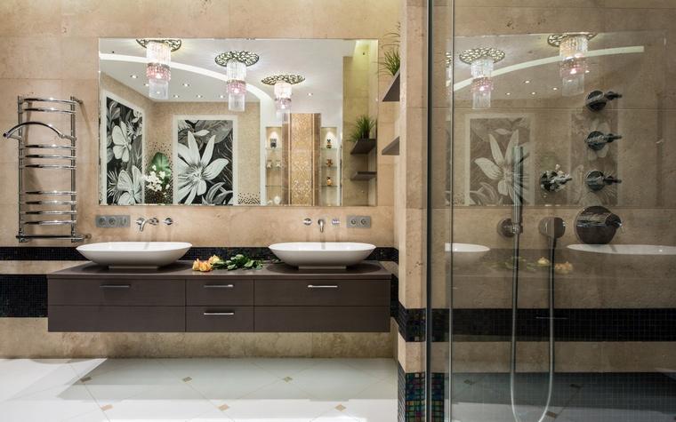 интерьер ванной - фото № 54934