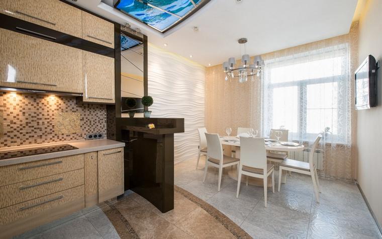 Квартира. кухня из проекта , фото №54924