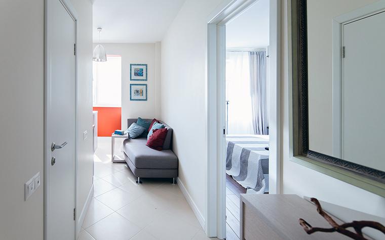 Квартира. холл из проекта , фото №58002
