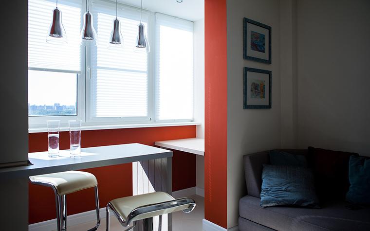 Квартира. кухня из проекта , фото №55038