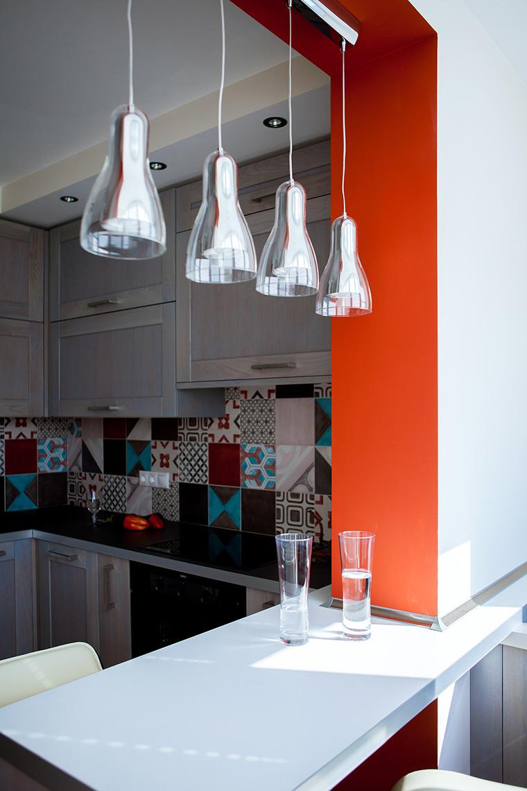 Квартира. кухня из проекта , фото №55039