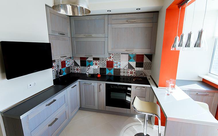 Квартира. кухня из проекта , фото №55040