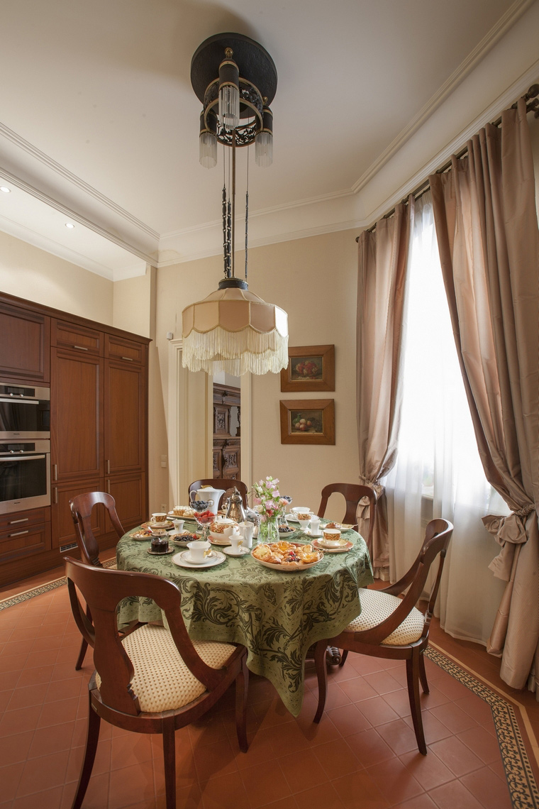 интерьер кухни - фото № 55050