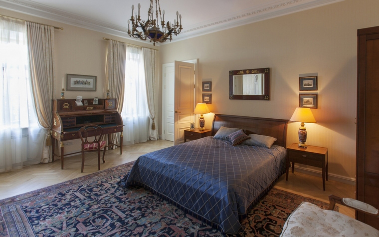 Фото № 55053 спальня  Квартира