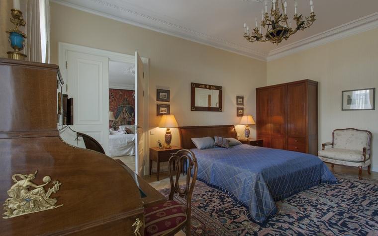 Фото № 55054 спальня  Квартира