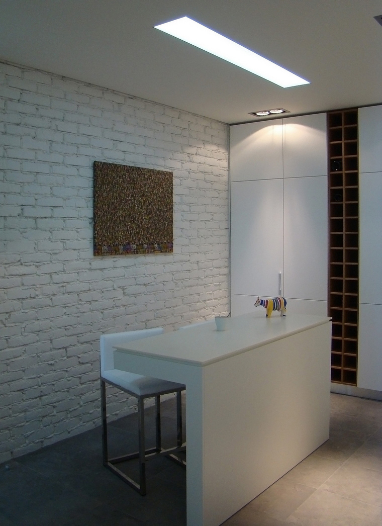 Квартира. столовая из проекта , фото №55132