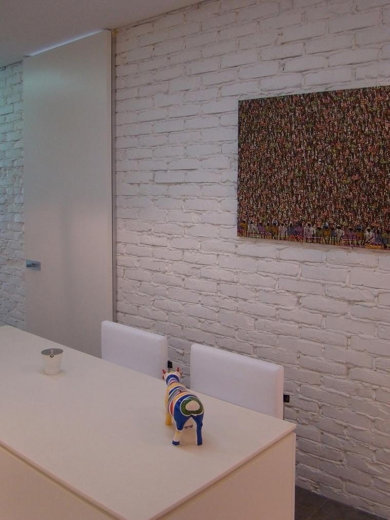 Квартира. столовая из проекта , фото №55133