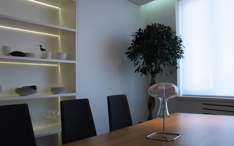 Квартира. столовая из проекта , фото №55127