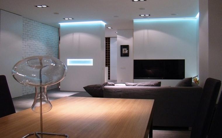 Квартира. столовая из проекта , фото №55129