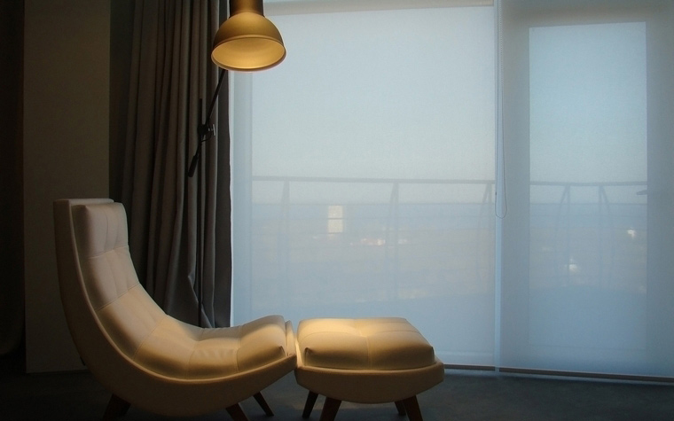 интерьер гостиной - фото № 55125