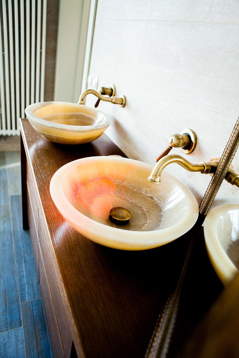 Фото № 55105 ванная  Квартира
