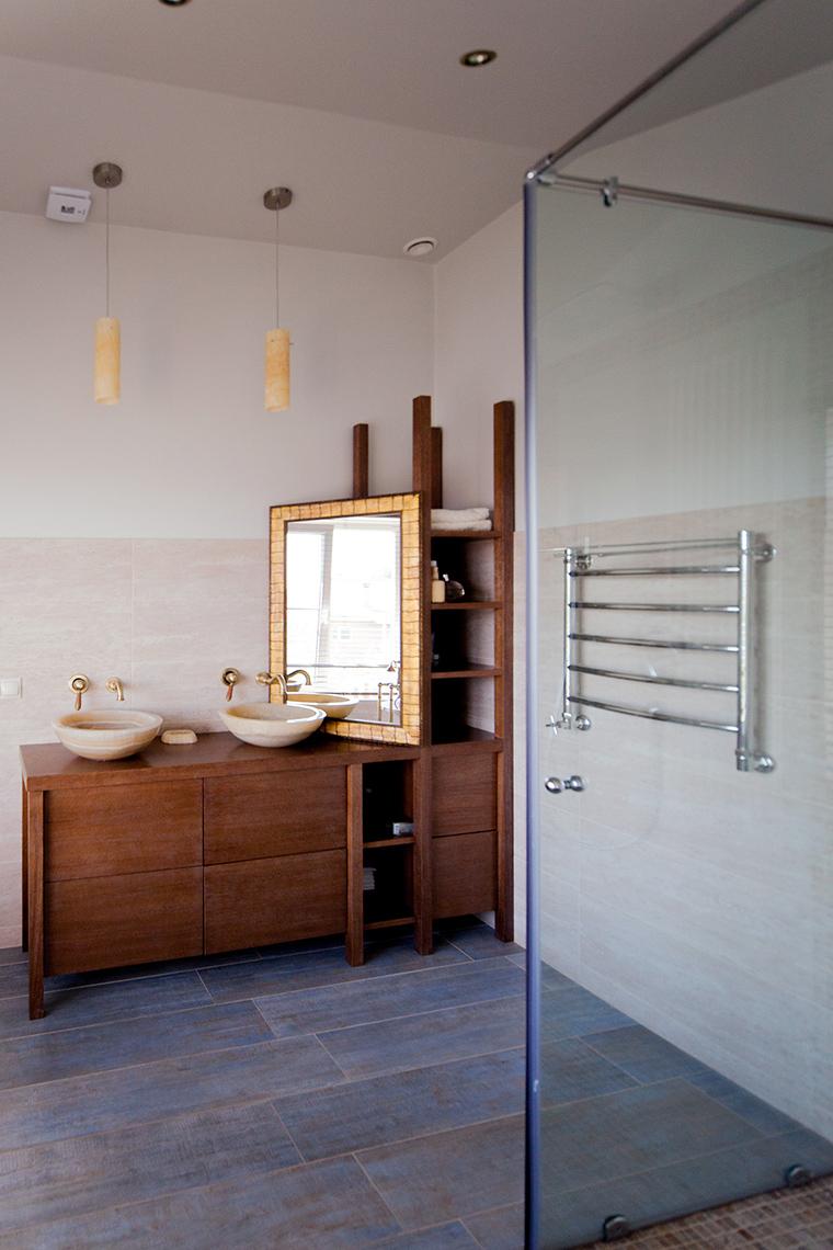 Фото № 55115 ванная  Квартира