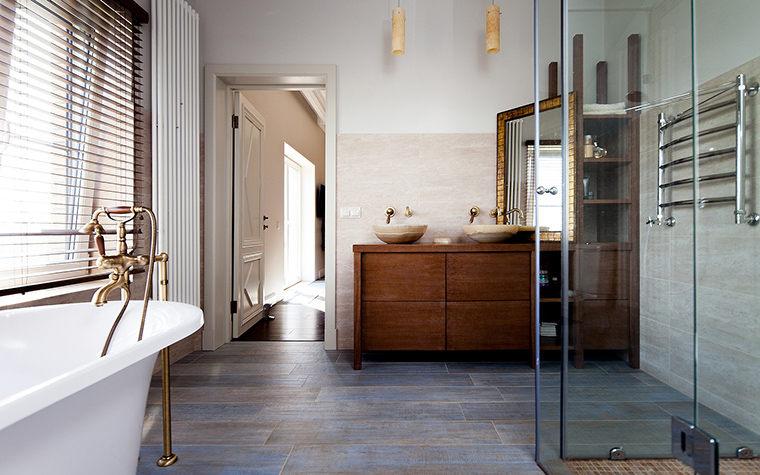 Фото № 55116 ванная  Квартира