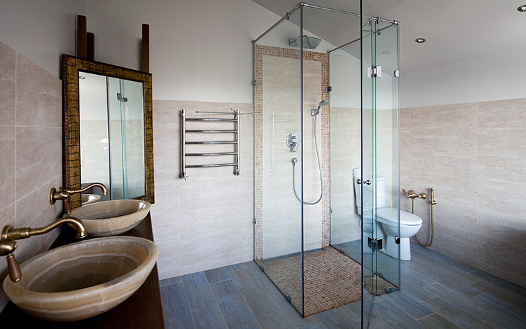 Фото № 55123 ванная  Квартира