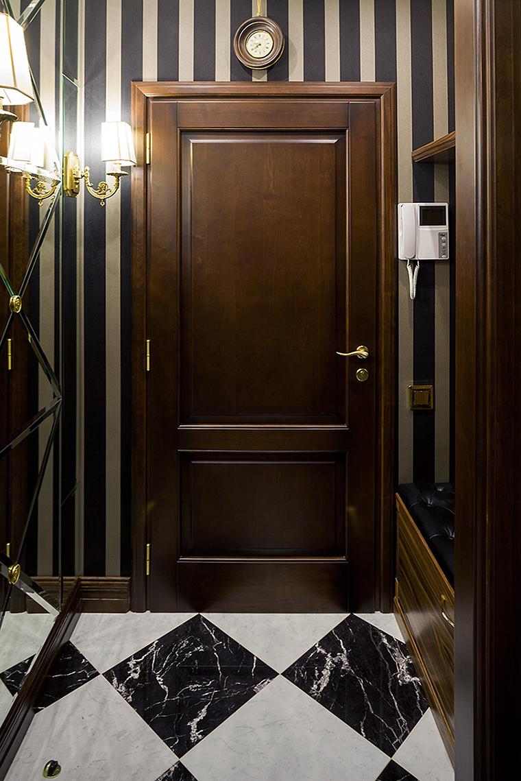 Фото № 55221 холл  Квартира