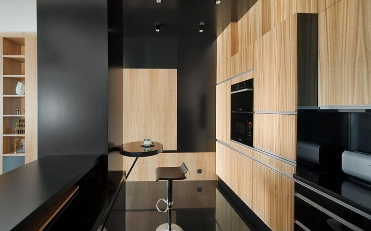 Фото № 55248 кухня  Квартира