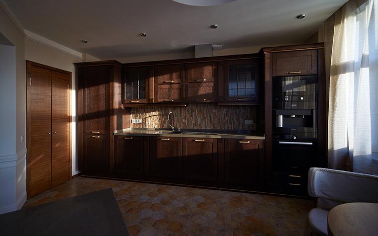Квартира. кухня из проекта , фото №55265