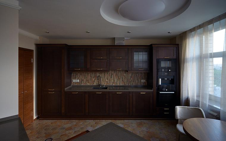 Квартира. кухня из проекта , фото №55266