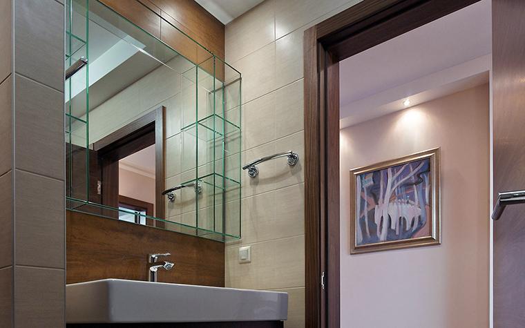 Квартира. ванная из проекта , фото №55306
