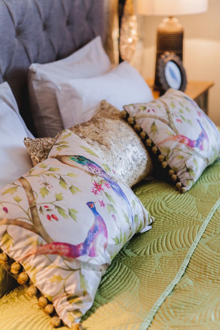 интерьер спальни - фото № 55404