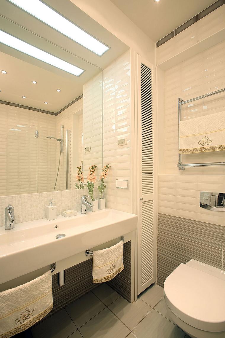 Фото № 55463 ванная  Квартира