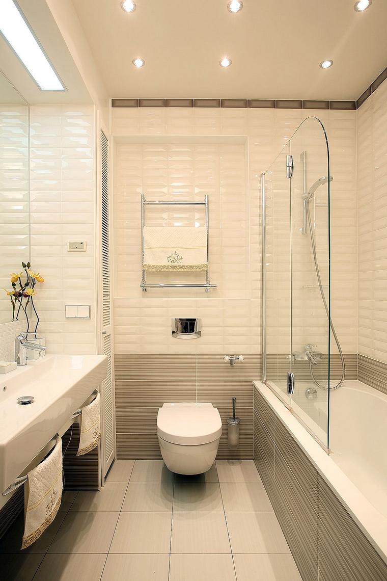 Фото № 55464 ванная  Квартира