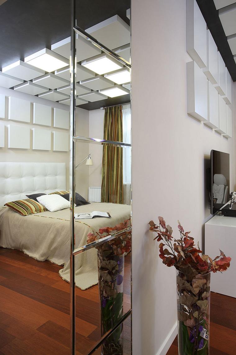 интерьер спальни - фото № 55461